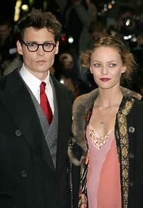 Vanessa Paradis and Johnny Depp | Celebrity Splits You ...