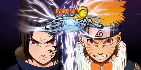 naruto ultimate ninja storm jeux  telecharger sur