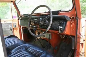 Nissan Patrol G60 1978