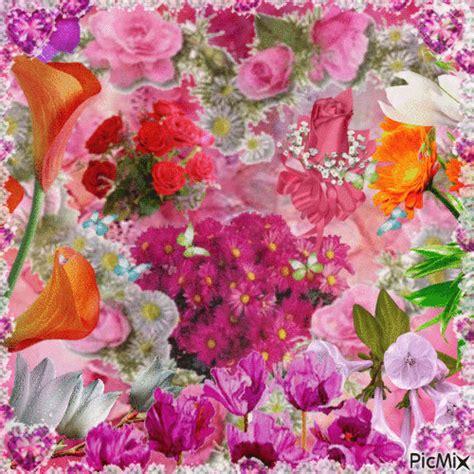 composition de fleurs blumen flowers picmix