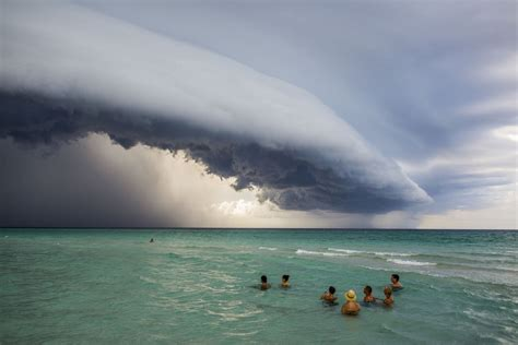 stormy beach image cuba national geographic  shot