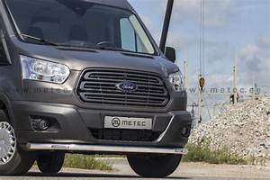 Ford Transit Van Cityguard With Daytime Led Lights