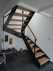Escalier En U : le irus escalier moderne ~ Farleysfitness.com Idées de Décoration