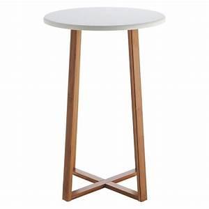 Buy, Habitat, Drew, Tall, Side, Table