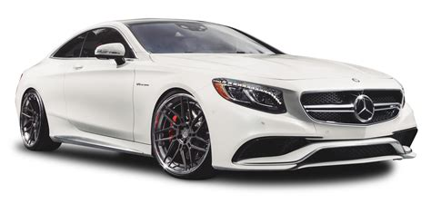mercedes white white mercedes benz s63 amg car png image pngpix