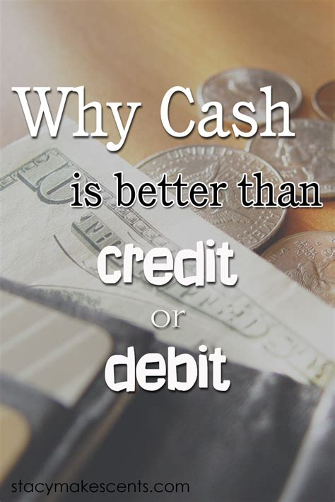 Why Cash Is Better Than Credit Or Debit Cards Humorous