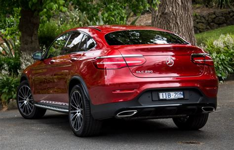 2018 Mercedesbenz Glc Coupe Release Date And Specs