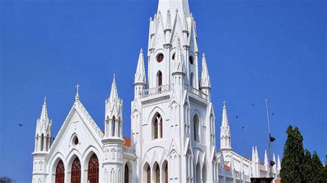 [gallery] Beautiful Gothic Architecture Styled Churches In India