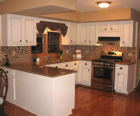 Update Home Design Ideas : Remodeling Small 90's Kitchenn