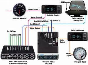 Defi Vsd X Manual Wiring Diagram