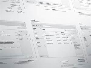 27 Wireframes De Designers Famosos Para Inspirar Voc U00ea