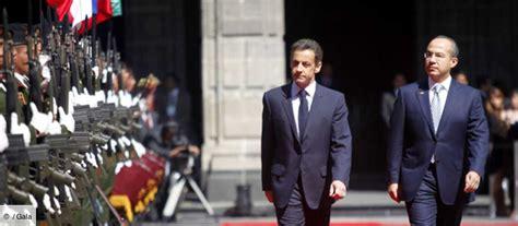 Nicolas Sarkozy plaide au Mexique - Gala