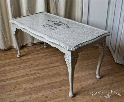 how to shabby chic a coffee table shabby chic coffee table no 03 touch the wood