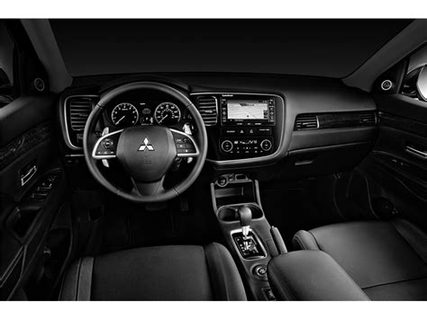 2015 mitsubishi outlander interior 2015 mitsubishi outlander prices reviews and pictures u