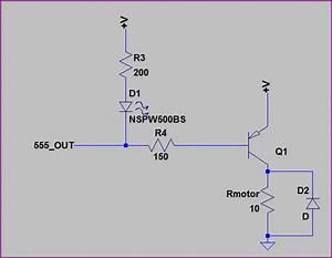 Pwm - Help With 555pwm Motor Control
