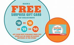 Shoppers Drug Mart Canada: Free Suprise Gift Card When You ...