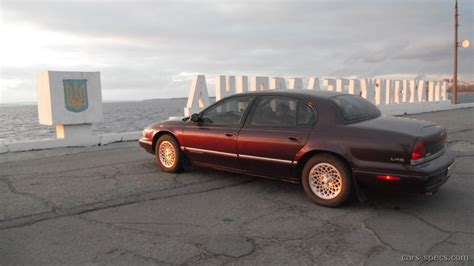 how to fix cars 1997 chrysler lhs auto manual 1997 chrysler lhs sedan specifications pictures prices