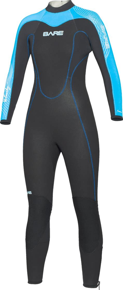 bare velocity wetsuit redesigned introduces deeperblue womens bare2 3mm diverwire seen via