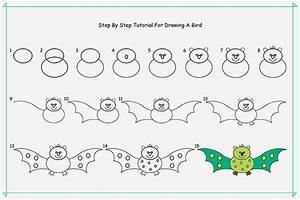 Online drawing for kids step by step. Do they work?