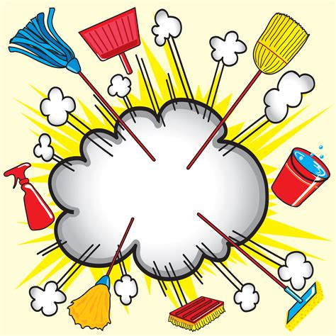 spring cleaning images   clip art