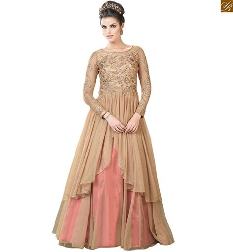 Boat Neck Net Gowns by Evening Gowns Collection Of Dresses Best