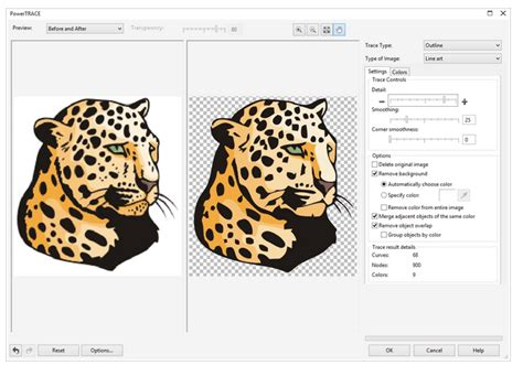 Free online image to vector tool png to svg, jpg to svg, and more. Vectorization: Convert to Vector Images with PowerTRACE ...