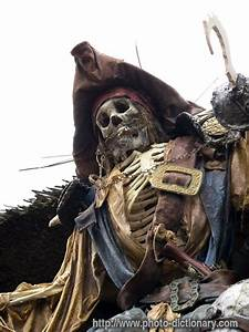 Pirate, Skeleton, -, Photo, Picture, Definition, At, Photo, Dictionary