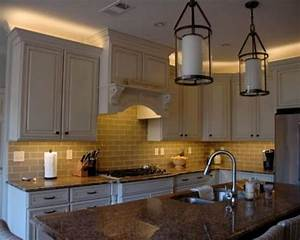 Above Cabinet Lighting Design Ideas Remodel Pictures Houzz