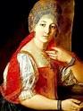 grand princess consort regent of Moscow Elena Vasílievna ...