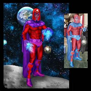 Magneto Cosplay by superadaptoid on DeviantArt