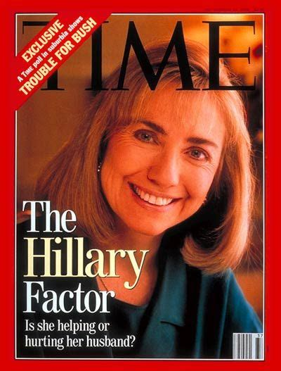 Hillary Clinton Cover by See All Hillary S Time Covers Time