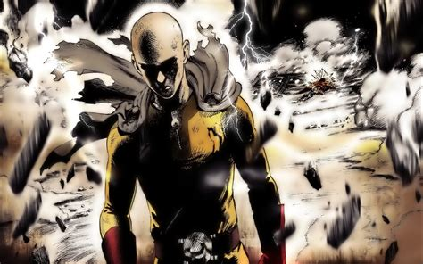 Saitama Vs Lord Boros Full Hd Wallpaper And Background