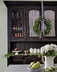 Victorian Kitchen at Christmas