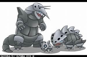 pokemon aggron evolution images