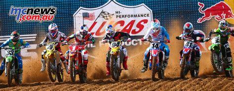 lucas oil pro motocross live ken roczen dominates hangtown ama mx mcnews com au