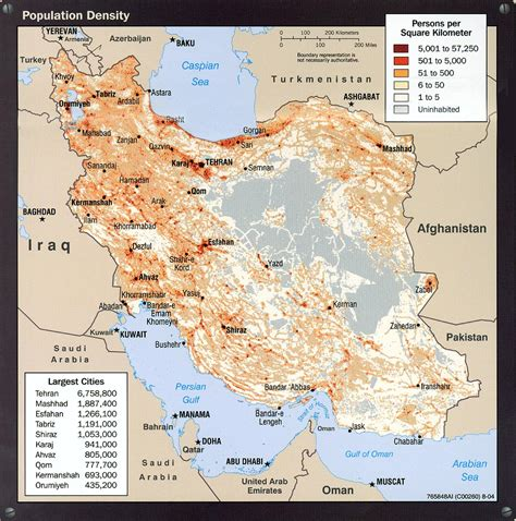 Iran Maps - Perry-Castañeda Map Collection - UT Library Online