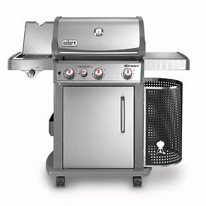Barbecue A Gaz Castorama : barbecue gaz weber spirit premium s330 inox gamm vert ~ Melissatoandfro.com Idées de Décoration