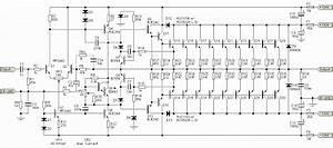 3000w stereo power amplifier circuit in 2019 hubby With circuit diagram for 300w subwoofer power amplifier by rod elliott