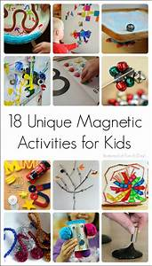 Magnet Activities for Learning and Play | Pinterest ...