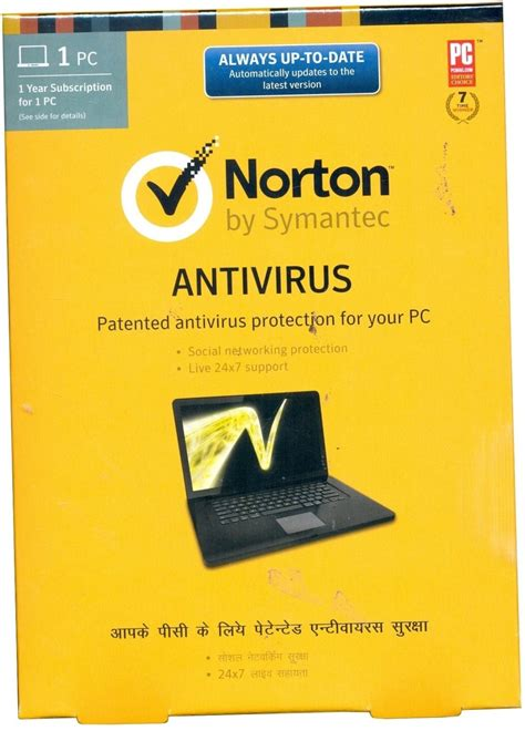norton antivirus  pc  year buy norton antivirus  pc