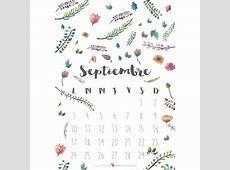 Descargable Calendario 2018