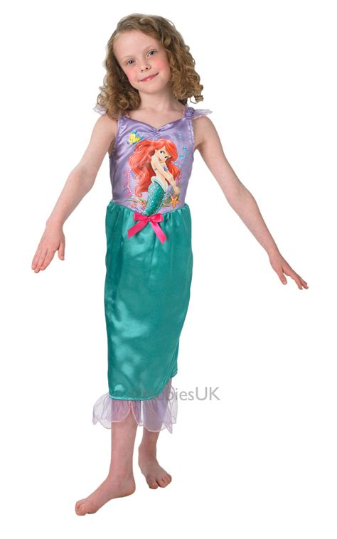 girls storytime ariel costume disney costumes mega