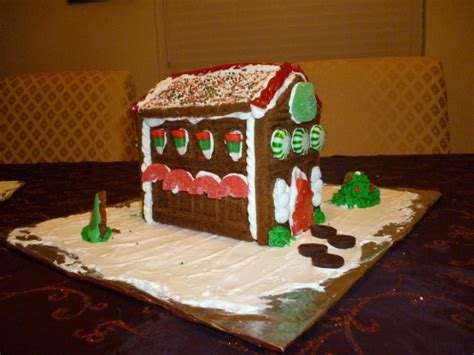 Pampered Chef Gingerbread House Mold Recipe Recipe