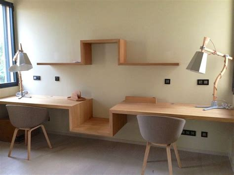 faire un bureau en bois 25 best ideas about bureau design on desk for
