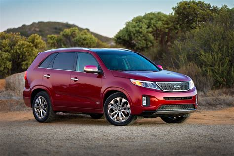 2014 Kia Sorento Review by 2014 Kia Sorento Reviews And Rating Motor Trend