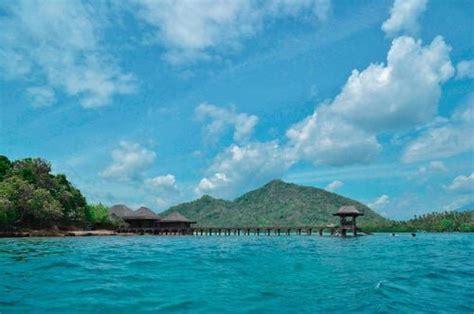 pulau pahawang surga wisata tersembunyi  lampung