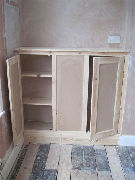 Diy Fitted Living Room Cupboards by Alcove Space Hallway Space In 2019 Diy Living Room