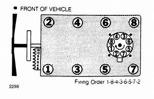 Firing Order  Please Indicate Passenger Side Or Drivers