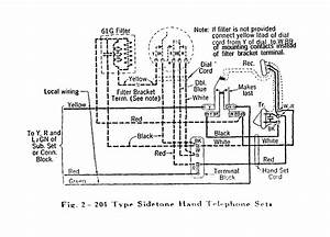 Antique Phone Wiring Diagram
