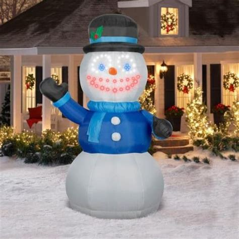 17 best images about frosty the snowman inflatable on